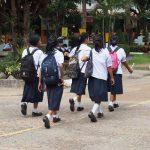 นักเรียนในโรงเรียน