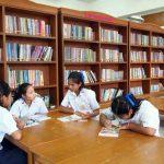 ห้องสมุดโรงเรียนเมืองถลาง