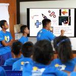 การอบรมเชิงปฏิบัติการเพื่อขยายผลในโรงเรียน (Follow up Workshop)