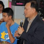 ผอ.แสงไทย มีสุนทร เปิดห้องเรียนแห่งอนาคตในโครงการ Samsung Smart Learning Center ณ โรงเรียนเทิงวิทยาคม