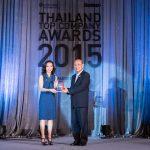 """บริษัท ไทยซัมซุง อิเลคโทรนิคส์ จำกัด ได้รับรางวัล """"CSR of The Year"""""""